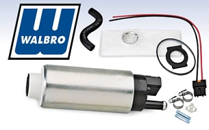 Walbro Fuel Pump Genuine + Install Kit (in tank pump)
